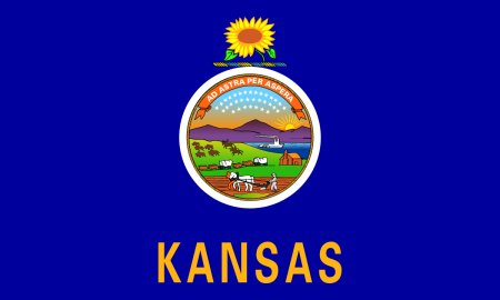 kansas flag graphic
