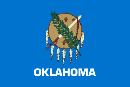 oklahoma flag graphic