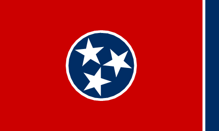 tennessee flag graphic